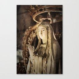 Pearls of Light Canvas Print
