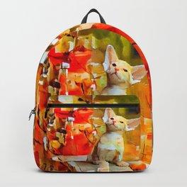 Marmalade Kittens Backpack