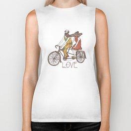 Love Biker Tank