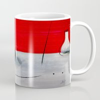 asia Mugs featuring Asia design by LoRo  Art & Pictures