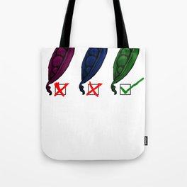 """GreenPeace"" Tote Bag"