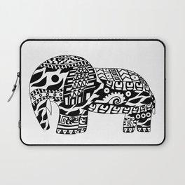 Mr elephant ecopop Laptop Sleeve