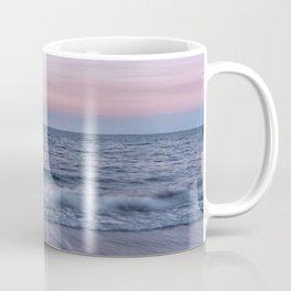Pastel beach sunset Coffee Mug