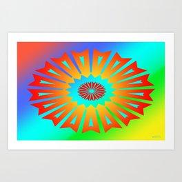 New harmony #16 Art Print