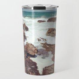 West Coast rocks Travel Mug