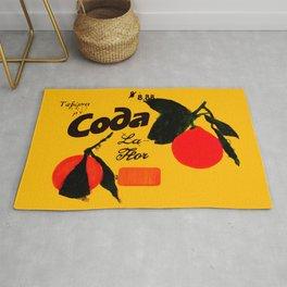 Orange Soda Rug