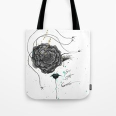 And So It Went Tote Bag