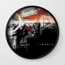X Machina #I Wall Clock