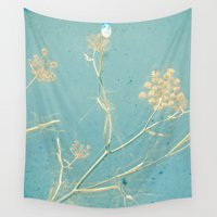 dance Wall Tapestries featuring Dance by Cassia Beck