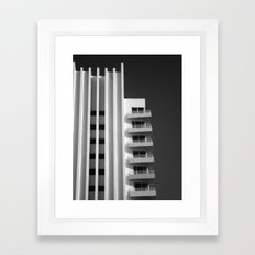 Deco Framed Art Print