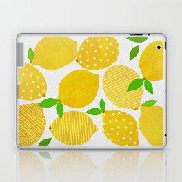 Lemon Crowd Laptop & iPad Skin
