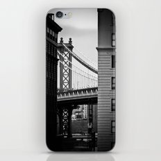 Manhattan Bridge II iPhone & iPod Skin