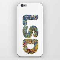lsd iPhone & iPod Skins featuring Simply LSD by Teo Sharkson