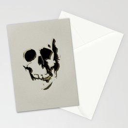 skull #06 Stationery Cards