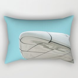 Minimalist Architecture in Innsbruck Rectangular Pillow