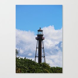 It's a Sanibel Summer II Canvas Print