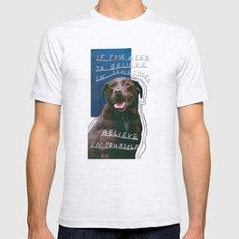 dog knows best T-shirt