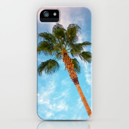 Palm Springs, CA iPhone Case