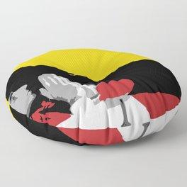 Against All Odds - Ayrton Senna Floor Pillow