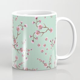 SAKURA  - PRETTY MINT Coffee Mug