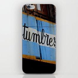 Argentine Culture iPhone Skin