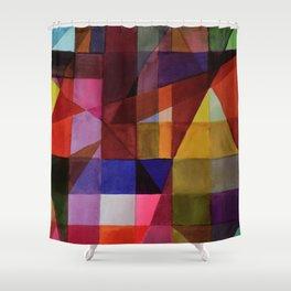 couleurs Shower Curtain