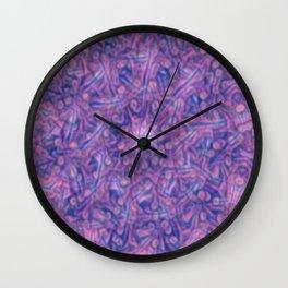 Inner Vortex Wall Clock