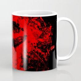 Gothic Bloody Kiss Coffee Mug