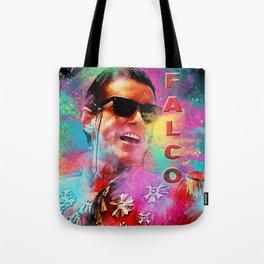 Colorful Dust Falco Tote Bag