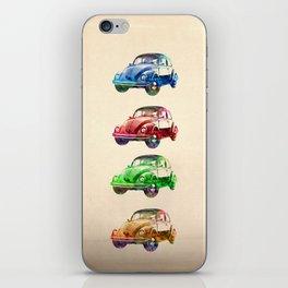 cars beetles  iPhone Skin