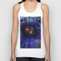 "stargate Tank Tops featuring Stargate to ""Gliese 562"" ! by capricorn"