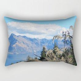 New Zealand Lake Rectangular Pillow