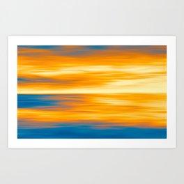Planet P1 Art Print