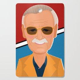 Stan Lee Cutting Board