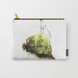 Edible Ensembles: Lettuce Carry-All Pouch