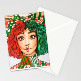 Maddie Ziegler Fanart Stationery Cards