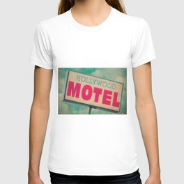 The Hollywood No-Tell Motel T-shirt