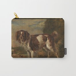 A partridge dog - Paulus Potter (1653) Carry-All Pouch