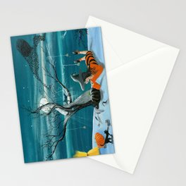 Morgana's Halloween Stationery Cards