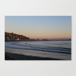 Sunrise at Sumner Beach Canvas Print