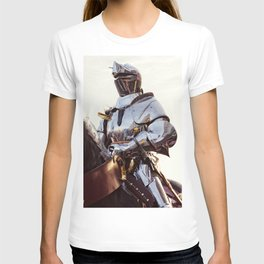 Knight In Shining Armour T-shirt