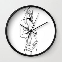 Daphne's model Wall Clock