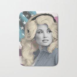 Americana Dolly Bath Mat
