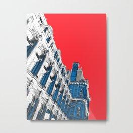 Archi-Texture Love Metal Print