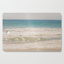 Beach Waves Cutting Board