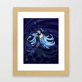 Fire Emblem Fates Azura Framed Art Print