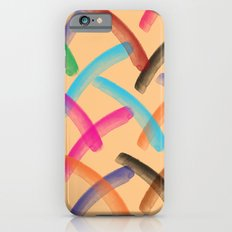 Colourful patterns Slim Case iPhone 6s