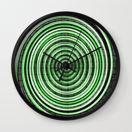 PORTALS Wall Clock