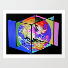 Beyond4Walls Art Print