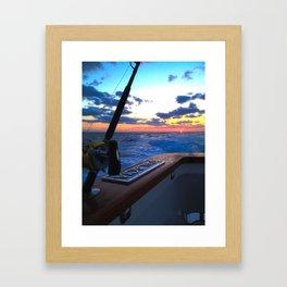 Salacia Framed Art Print